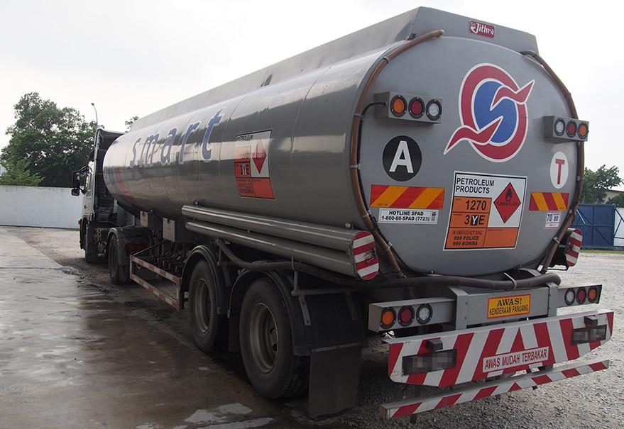 tanker